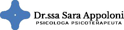 Sara Appoloni Psicologa Psicoterapeuta
